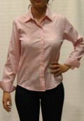 camisa barbour mujer rosa