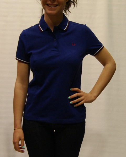 Polos Fred Perry Mujer