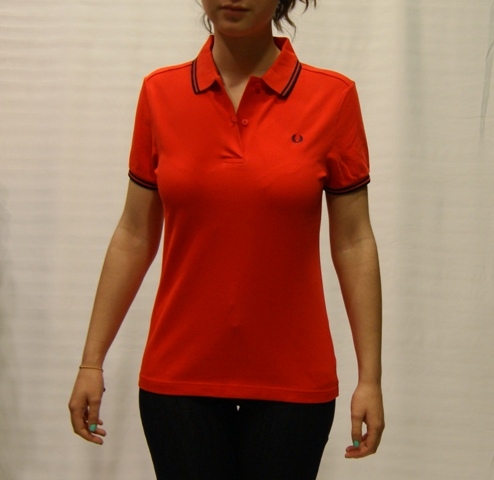 Fred Perry Mujer Polo