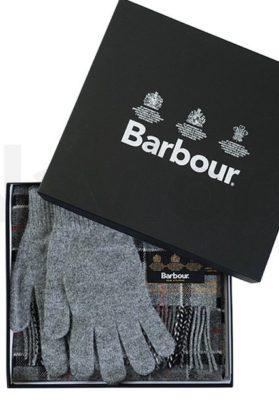 bufanda y guantes-barbour-hombre