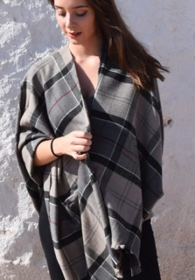 poncho-barbour-mujer-