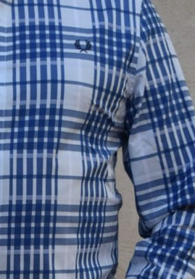 camisa-fred-perry-cuadros-hombre
