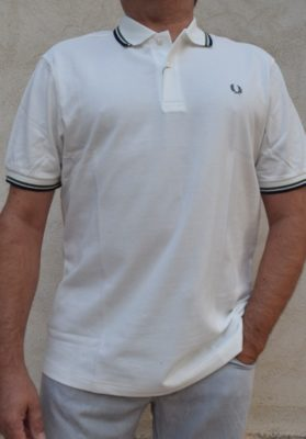 polo-fred-perry-hombre-blanco