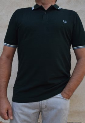 polo-fred-perry-verde-hombre