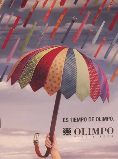 corbatas y cinturones olimpo