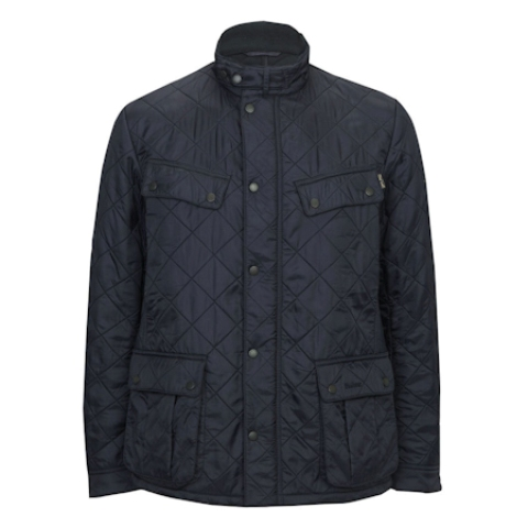 Barbour-Ariel-Polarquil-Navy-