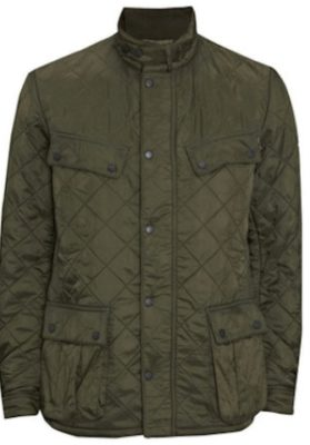 Barbour-Ariel-Polarquil-olive