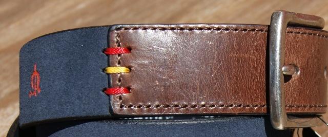 cinturón-azul-hombre-elcaballo