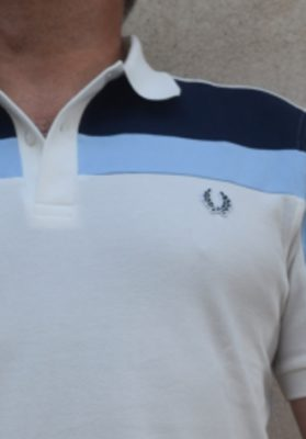 polo-fred-perry-blanco-rayas-azul