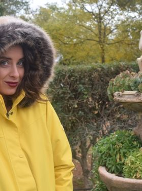 Barbour-amarillo-mujer