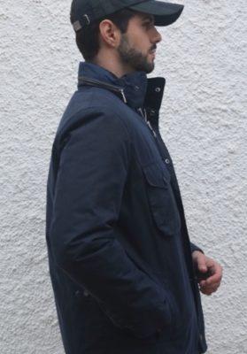 Barbour-azul-encerado-hombre
