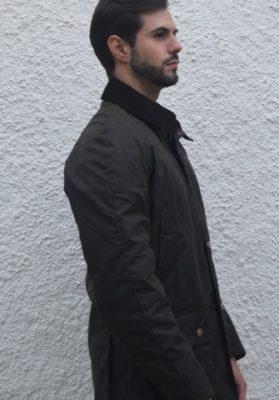 chaqueta-barbour-ashby-encerado-verde