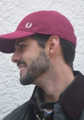 gorra-burdeos-fred-perry